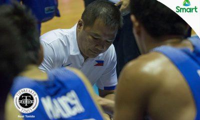 Tiebreaker Times Gilas did not want to take it easy on Myanmar 2017 SEABA Championship 2017 SEABA Seniors Basketball Gilas Pilipinas News  Chot Reyes
