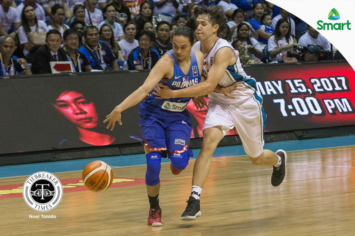 Philippine Sports News - Tiebreaker Times SOURCES: Terrence Romeo questionable for World Cup Qualifiers 2019 FIBA World Cup Qualifiers Basketball Gilas Pilipinas News  Terrence Romeo 2019 FIBA World Cup Qualifiers Group B