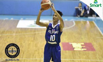 Tiebreaker Times Padrigao continues to shine for Batang Gilas 2017 SEABA Championship 2017 SEABA U-16 Basketball Gilas Pilipinas News  Rence Padrigao Batang Gilas