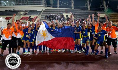 Tiebreaker Times Philippine U-15 Girls advances to first-ever AFF Final Football News Philippine Malditas  Viviana Cera Myria Garcia Marielle Benitez Katelyn Alexander 2017 AFF U-15 Girls Championship
