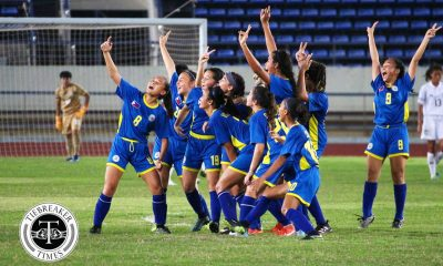 Tiebreaker Times Young Pinays look forward to 2018 Asian Qualifiers Football News Philippine Malditas  Viviana Cera Myria Garcia Marielle Benitez 2017 AFF U-15 Girls Championship