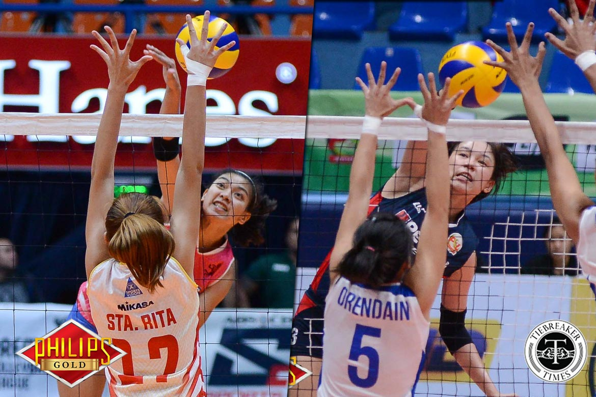 Philippine Sports News - Tiebreaker Times Valdez to team up with Reyes for the first time News PSL PVL Volleyball  Roselle Baliton Ria Meneses Rhea Dimaculangan Rachel Daquis Myla Pablo Mika Reyes Maika Ortiz Maddie Madayag LVPI Lourdes Clemente Kim Fajardo Kim Dy Kat Tolentino Kat Arado Jovelyn Gonzaga Jaja Santiago Grethcel Soltones Gen Casugod Francis Vicente Elaine Kasilag Denden Lazaro Dawn Macandili CJ Rosario Ces Molina Bia General Alyssa Valdez Aiza Maizo-Pontillas Aby Marano
