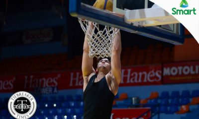 Tiebreaker Times Kobe Paras planning to tryout for Gilas' SEA Games team Basketball Gilas Pilipinas News  Kobe Paras Chooks-Pilipinas 3x3