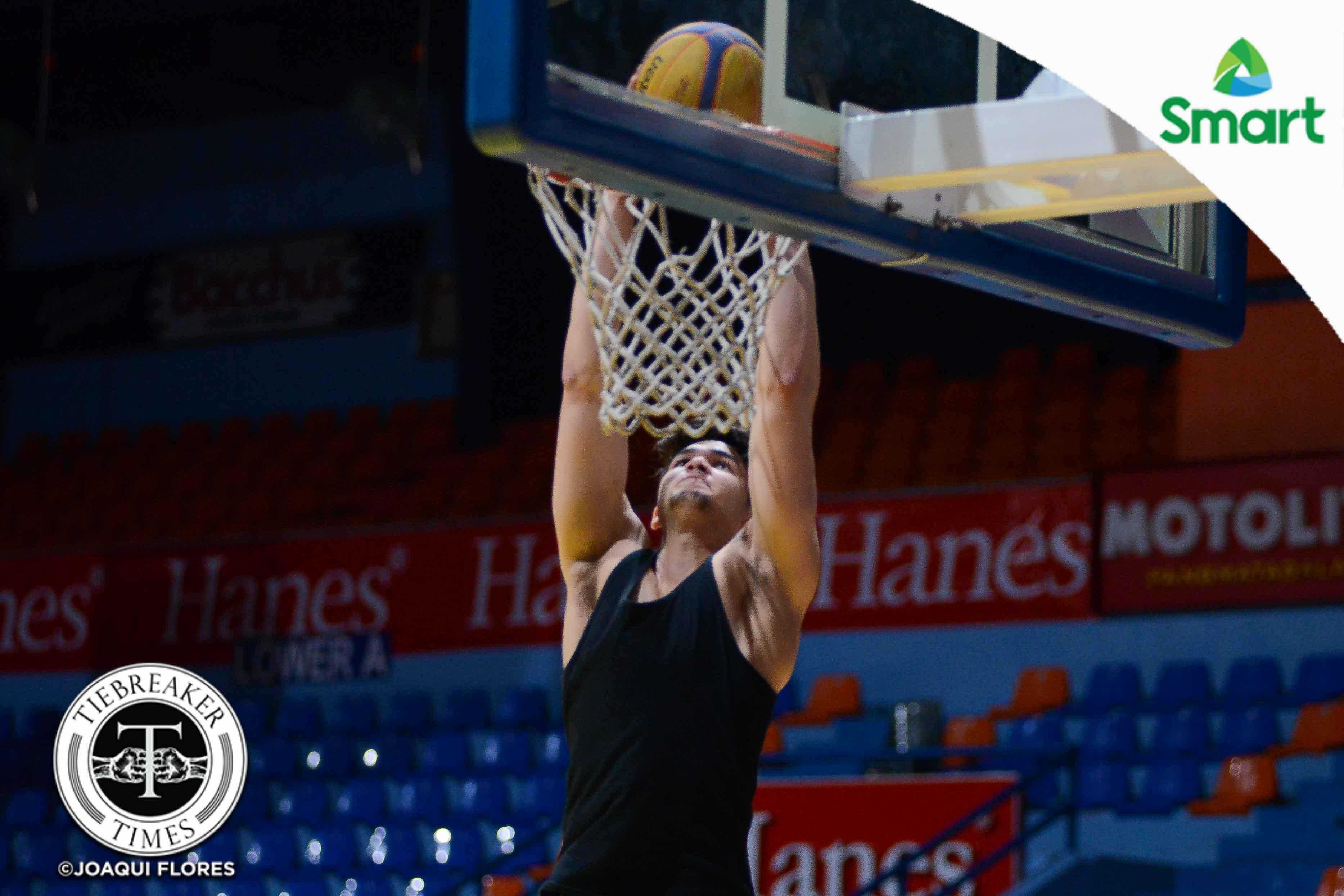 Tiebreaker Times Kobe Paras planning to tryout for Gilas' SEA Games team Basketball Gilas Pilipinas News  Kobe Paras Chooks-Pilipinas 3x3