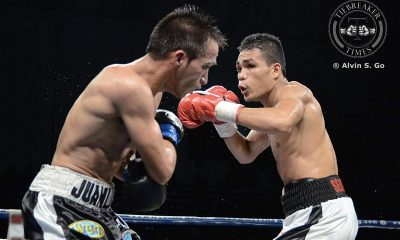 Tiebreaker Times Servania stops compatriot Lulu to claim vacant WBO Asia Pacific belt Boxing News  Ralph Jhon Lulu Genesis Servania Ernie Sanchez ALA Promotions