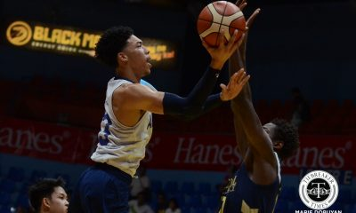 Tiebreaker Times Adamson runs past National U to remain unscathed AdU Basketball News NU  Tyrus Hill Sean Manganti NU Men's Basketball JJay Alejandro Jerrick Ahanmisi Jamike Jarin Jack Santiago Issa Gaye Adamson Men's Basketball 2017 Filoil Premier Cup 2017 Filoil Flying V Premier Cup