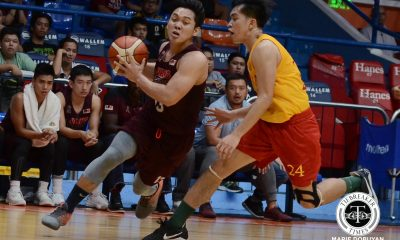 Tiebreaker Times State U survives Mapua U for maiden win Basketball MIT News UP  UP Men's Basketball Mapua Seniors Basketball Laurence Victoria Jun Manzo Juan Gomez De Liano Ibrahim Ouattara Exe Biteng Bo Perasol Atoy Co 2017 Filoil Premier Cup