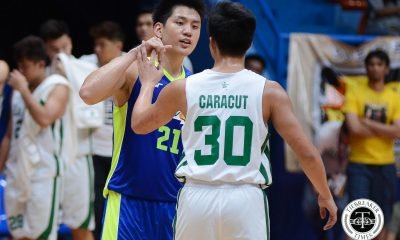 Tiebreaker Times La Salle wanted to bring the best out of Jeron, Torres Basketball DLSU News PBA D-League  Jeron Teng Flying V Thunder DLSU Men's Basketball Ben Mbala Aldin Ayo 2017 Filoil Premier Cup
