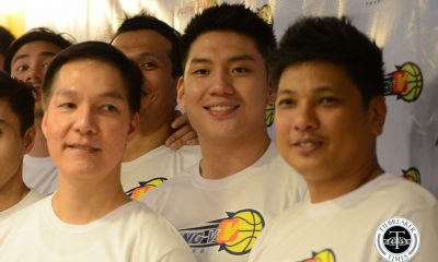 Tiebreaker Times Jeron Teng headlines Flying V Thunder squad Basketball News PBA D-League  Thomas Torres Oda Tampus Mike Gamboa Luis Sinco JR Ongteco Jovet Mendoza Joshua Webb Joey Guillermo Jeron Teng Jan Colina Gab Banal Flying V Thunder Eric Salamat Aris Dionisio 2017 PBA D-League Season 2017 PBA D-League Foundation Cup 2017 Filoil Flying V Premier Cup