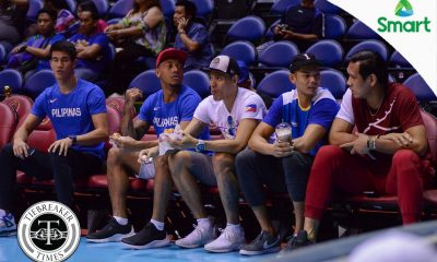 Tiebreaker Times Gilas players look back on youth team experience 2017 SEABA Championship 2017 SEABA U-16 Basketball Gilas Pilipinas News  Troy Rosario Matthew Wright Jayson Castro Batang Gilas