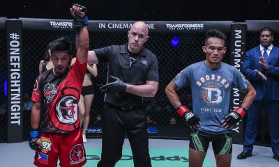 Tiebreaker Times Eustaquio expected a unanimous decision against Bunrad Mixed Martial Arts News ONE Championship  Team Lakay ONE: Dynasty of Heroes Geje Eustaquio