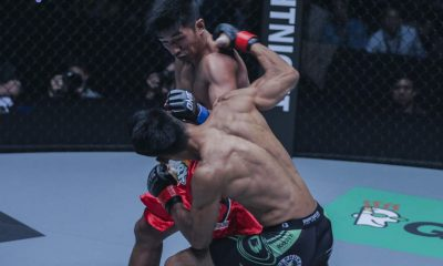 Tiebreaker Times Eustaquio redeems loss to Bunrad Mixed Martial Arts News ONE Championship  Team Lakay ONE: Dynasty of Heroes Geje Eustaquio