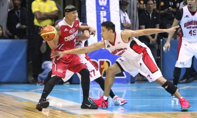 Tiebreaker Times Avenido to serve as playing coach for Gamboa Basketball News PBA D-League  Leo Avenido Gamboa Coffee Lovers 2017 PBA D-League Season 2017 PBA D-League Foundation Cup