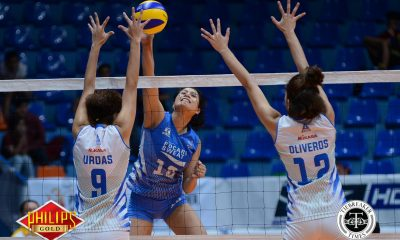 Tiebreaker Times Myla Pablo would trade MVP for championship News PVL Volleyball  Pocari Sweat Lady Warriors Myla Pablo 2017 PVL Women's Open Conference 2017 PVL Season