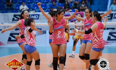 Tiebreaker Times Valdez respects Creamline and National Team decision News PVL Volleyball  Creamline Cool Smashers Clash of Heroes Alyssa Valdez 2017 PVL Women's Reinforced Conference 2017 PVL Season
