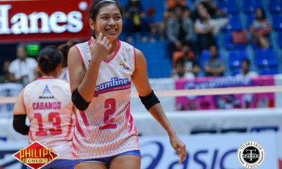 Tiebreaker Times Alyssa Valdez, Creamline avenge opening game loss, thump Tacloban News PVL Volleyball  Tai Bundit Tacloban Fighting Warays Risa Sato Nes Pamilar Kyle Atienza Jovie Prado Jia Morado Heather Guino-o Creamline Cool Smashers Alyssa Valdez 2018 PVL Season 2018 PVL Open Conference