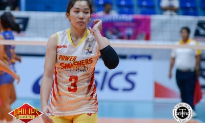 Tiebreaker Times Power Smashers sweep semis-bound Bali Pure, inch closer to semis News PVL Volleyball  Vira Guillema Roger Gorayeb Power Smashers Nes Pamilar Kannia Tipachot Jennifer Keddy Jeng Bualee Hyapa Amporn Eunice Galang Bali Pure Purest Water Defenders 2017 PVL Women's Reinforced Conference 2017 PVL Season
