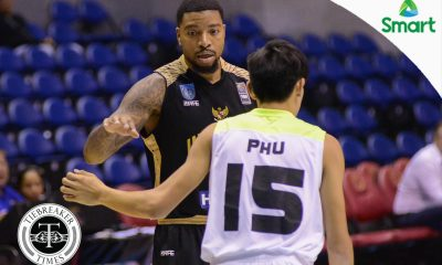 Tiebreaker Times Wisnu, Johnson ready to play their hearts out against Gilas 2017 SEABA Championship 2017 SEABA Seniors Basketball News  Wahyu Widayat Jati Jamarr Johnson Indonesia (Basketball) Arki Wisnu