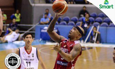Tiebreaker Times Heroic Wuysang deflects credit to Indonesia's defense in win over Thailand 2017 SEABA Championship 2017 SEABA Seniors Basketball News  Mario Wuysang Indonesia (Basketball)