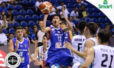 Tiebreaker Times Thailand's Ananti on injury: 'I should be okay' 2017 SEABA Championship 2017 SEABA Seniors Basketball News  Thailand (Basketball) Chitchai Ananti