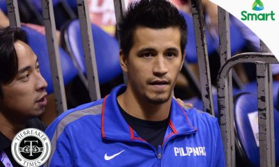 Tiebreaker Times Marc Pingris willing to assist Mark Dickel in Gilas 2021 FIBA Asia Cup Basketball Gilas Pilipinas News  Mark Dickel Marc Pingris Gilas Pilipinas Men 2021 FIBA Asia Cup Qualifiers