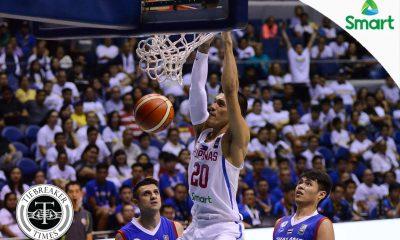 Tiebreaker Times Almazan makes the most out of Blatche's absence 2017 SEABA Championship 2017 SEABA Seniors Basketball Gilas Pilipinas News  Raymond Almazan