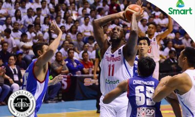 Tiebreaker Times Blatche's next move with Gilas clouded with uncertainties once more 2017 SEABA Championship 2017 SEABA Seniors Basketball Gilas Pilipinas News  Chot Reyes Andray Blatche 2019 FIBA World Cup Qualifers