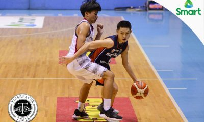 Tiebreaker Times Malaysia bucks slow start against Thailand for second win 2017 SEABA Championship 2017 SEABA U-16 Basketball News  Yi Kang Teoh Wong Thiam Mun Thailand (Basketball) Sopon Pinitpatcharalert Natthanon Chayapiwat Malaysia (Basketball) Kheng Tian Lee John Tang Chatin Rattanawiwatpong