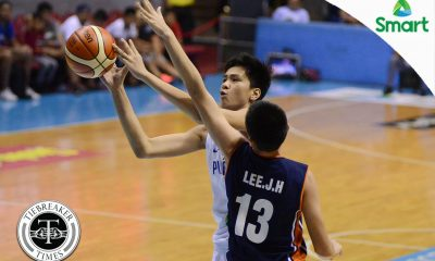 Tiebreaker Times How a year changed the course of Kai Sotto's trajectory 2017 SEABA Championship 2017 SEABA U-16 Basketball Gilas Pilipinas News  Kai Sotto Batang Gilas