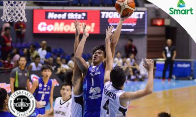 Tiebreaker Times Thailand limits Singapore to 1 1st quarter point to salvage bronze 2017 SEABA Championship 2017 SEABA U-16 Basketball News  Wong Hwee Liak Thailand (Basketball) Sopon Pinitpatcharalert Singapore (Basketball) Natthanon Chayapiwat Hiran Boateng Dorian Chin David Chuabio Arnagorn Homthuanlom