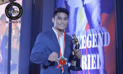 Tiebreaker Times Magsayo leads ALA's young guns in Pinoy Pride 41 Boxing News  Pinoy Pride 41 Melvin Jerusalem Mark Magsayo Jeo Santisima Albert Pagara ALA Promotions