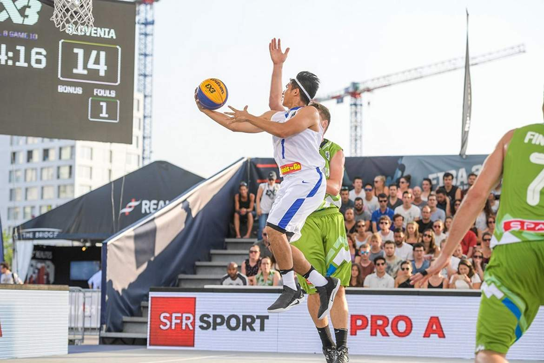 Tiebreaker Times Chooks-Pilipinas 3x3 bows out of World Cup 3x3 Basketball Gilas Pilipinas News  Slovenia (Basketball) Kobe Paras Kiefer Ravena JR Quinahan Jeron Teng 2017 FIBA 3x3 World Cup