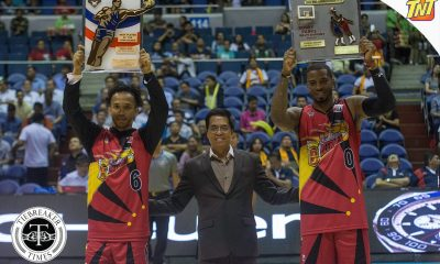 Tiebreaker Times Chris Ross wins first Best Player of the Conference honor Basketball News PBA  San Miguel Beermen Ricardo Ratliffe PBA Season 42 Chris Ross 2017 PBA Commissioners Cup