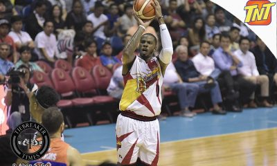 Tiebreaker Times Rhodes takes blame in Game One loss: 'I let my team down' Basketball News PBA  San Miguel Beermen PBA Season 42 Leo Austria Charles Rhodes 2017 PBA Commissioners Cup