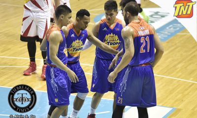 Tiebreaker Times Jayson Castro all praises on TNT's supporting cast Basketball News PBA  TNT Katropa PBA Season 42 Jayson Castro 2017 PBA Commissioners Cup