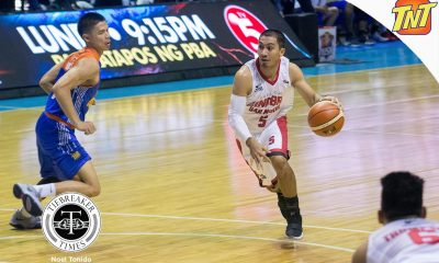Tiebreaker Times Neutralizing locals vital for Ginebra's Game Three win, says Tenorio Basketball News PBA  PBA Season 42 LA Tenorio Barangay Ginebra San Miguel 2017 PBA Commissioners Cup