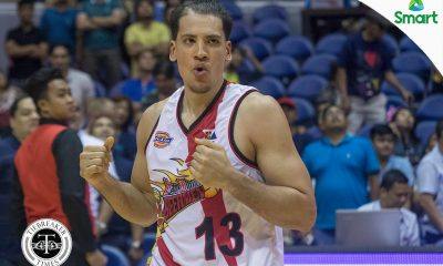 Tiebreaker Times 'Super Marcio' saves the day for San Miguel Basketball News PBA  San Miguel Beermen PBA Season 42 Marcio Lassiter 2017 PBA Commissioners Cup