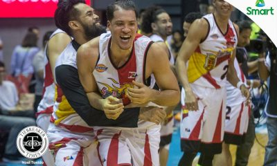 Tiebreaker Times Lassiter wastes Ratliffe's 44-point game, puts San Miguel up 2-1 Basketball News PBA  Star Hotshots San Miguel Beermen Ricardo Ratliffe PBA Season 42 Paul Lee Marcio Lassiter Leo Austria Ian Sangalang Chris Ross Chito Victolero Charles Rhodes 2017 PBA Commissioners Cup