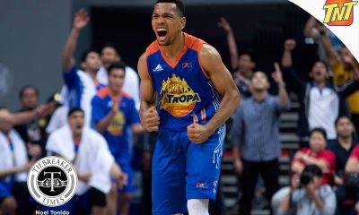Tiebreaker Times Castro's woeful outing forgotten as TNT still reigns Basketball News PBA  TNT Katropa PBA Season 42 Jayson Castro 2017 PBA Commissioners Cup