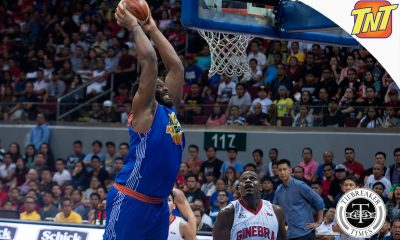 Tiebreaker Times Missing Game 4 would have hurt more for 'hurting' Joshua Smith Basketball News PBA  TNT Katropa PBA Season 42 Nash Racela Joshua Smith 2017 PBA Commissioners Cup