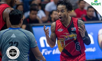 Tiebreaker Times Chris Ross would take any kind of win, even if it's 'ugly' Basketball News PBA  San Miguel Beermen PBA Season 42 Chris Ross 2017 PBA Commissioners Cup