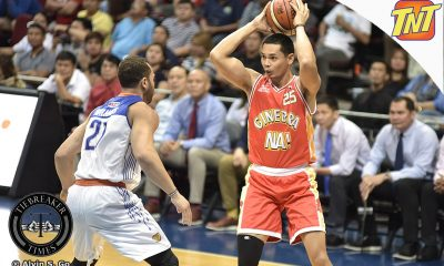 Tiebreaker Times No hope lost for Aguilar, Ginebra despite 0-2 deficit Basketball News PBA  TNT Katropa PBA Season 42 Japeth Aguilar 2017 PBA Commissioners Cup