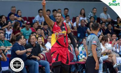 Tiebreaker Times Charles Rhodes back as San Miguel import for Commissioner's Cup Basketball News PBA  San Miguel Beermen PBA Season 44 Charles Rhodes 2019 PBA Commissioners Cup