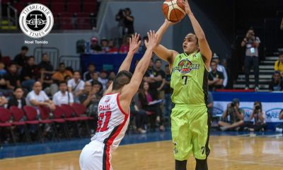 Tiebreaker Times Globalport sends Alaska to eight-game skid, catches last bus to quarterfinals Basketball News PBA  Terrence Romeo Stanley Pringle PBA Season 42 Justin Harper Globalport Batang Pier Franz Pumaren Cory Jefferson Chris Banchero Calvin Abueva Alex Compton Alaska Aces 2017 PBA Commissioners Cup