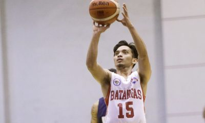 Tiebreaker Times Pint-sized Batangueño De Joya continues to dream big Basketball News PBA D-League  Province of Batangas (PBA D-League) Cedric De Joya 2017 PBA D-League Season 2017 PBA D-League Foundation Cup