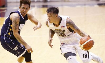 Tiebreaker Times Even at age 38, Avenido continues to will Gamboa Coffee Basketball News PBA D-League  Leo Avenido Gamboa Coffee Lovers 2017 PBA D-League Season 2017 PBA D-League Foundation Cup
