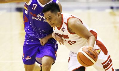 Tiebreaker Times Tallo looks to make up for lost time Basketball News PBA D-League  Racal Motors Alibaba Mac Tallo 2017 PBA D-League Season 2017 PBA D-League Foundation Cup