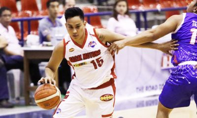 Tiebreaker Times Tallo sizzles in debut, leads Racal rout of AMA Basketball News PBA D-League  Renzo Subido Racal Motors Alibaba Mark Herrera Mac Tallo Jerry Codinera Janus Lozada Jam Cortez Embons Bonleon Daniel Salonga AMA Online Education Titans 2017 PBA D-League Season 2017 PBA D-League Foundation Cup