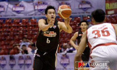 Tiebreaker Times Even after Gilas inclusion, Raymar remains lowkey Basketball Gilas Pilipinas News PBA D-League  Raymar Jose Cignal HD Hawkeyes Chot Reyes 2017 PBA D-League Season 2017 PBA D-League Foundation Cup