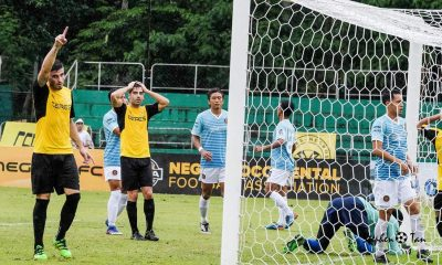 Tiebreaker Times PFL Roundup: Ceres-Negros routs Stallion-Laguna; Global-Cebu ransacks Davao Football News PFL  Stallion-Laguna FC Sekou Sylla Richard Talaroc Jhan-Jhan Meliza Global-Cebu FC Fernando Rodriguez Davao Aguilas Ceres-Negros FC Bienvenido Marañon 2017 PFL Season